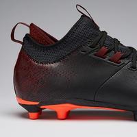 Agility 900 Mid FG Dry Field Soccer Cleats Black