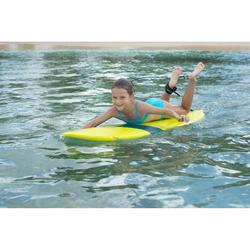 Bikini meisjes blauw topje zonder sluiting Bali