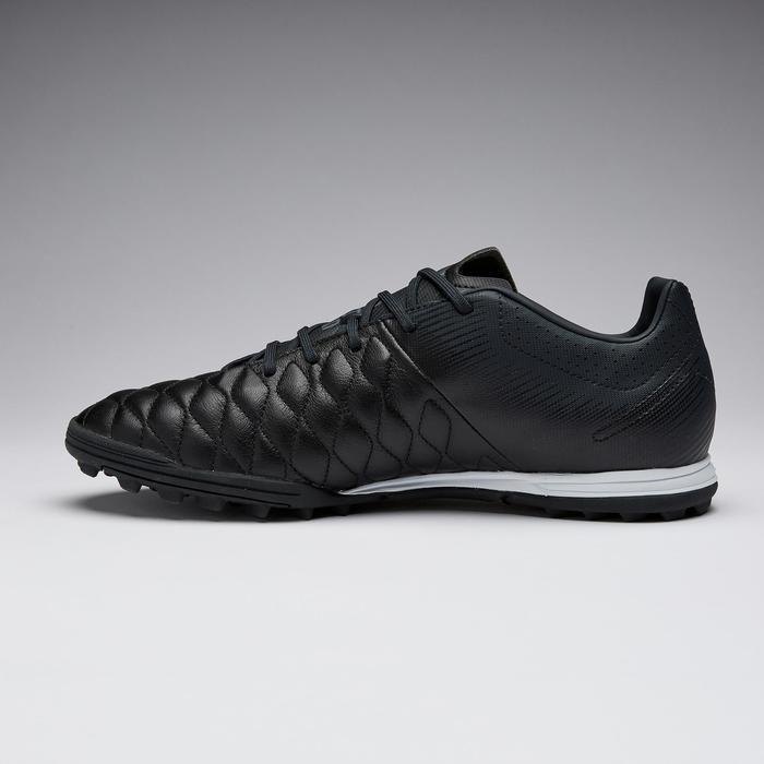 成人碎釘牛皮足球鞋Agility 540 HG-黑色