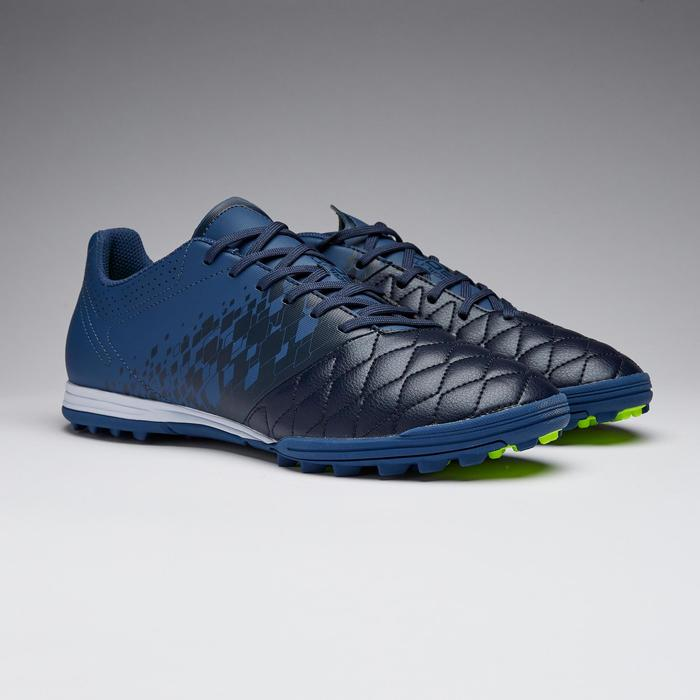 Voetbalschoenen voor volwassenen Agility 500 HG hard terrein blauw