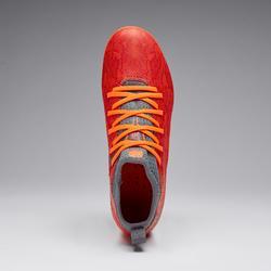 Voetbalschoenen kind Agility 900 FG rood