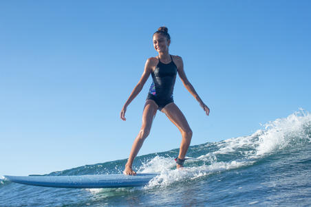 One-piece surfing swimsuit MOANA HIVANEA