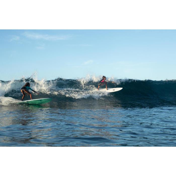 Braguita Bikini Surf Olaian Mas Niña Negro