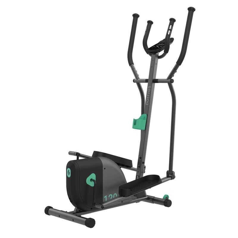 ELIPTIČNI TRENAŽERJI Fitnes - Eliptični trenažer EL120 DOMYOS - Oprema