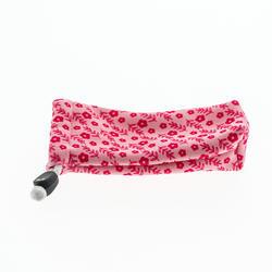 Stoffetui für Sonnenbrille Case 140 Babys und Kleinkinder rosa