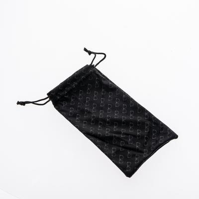 Etui tissu nettoyant microfibre pour lunettes MH ACC 120 noir