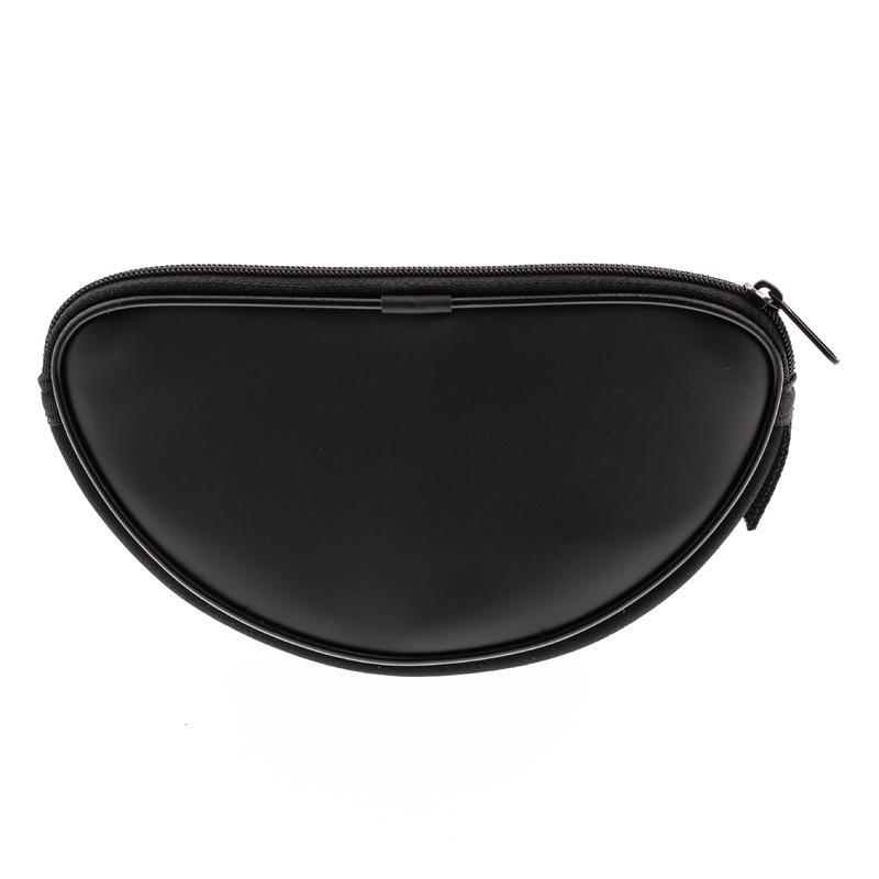 Semi-rigid neoprene case for glasses - CASE 500 - black