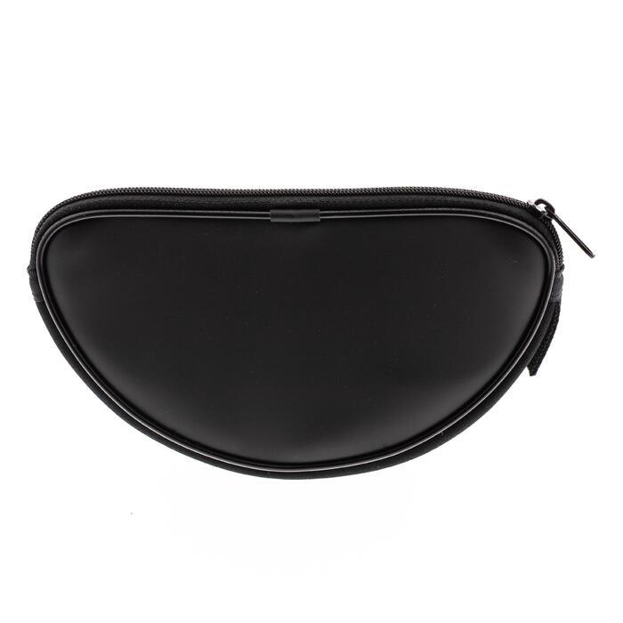 Etui semi rigide néoprène pour lunettes - CASE 500 - noir