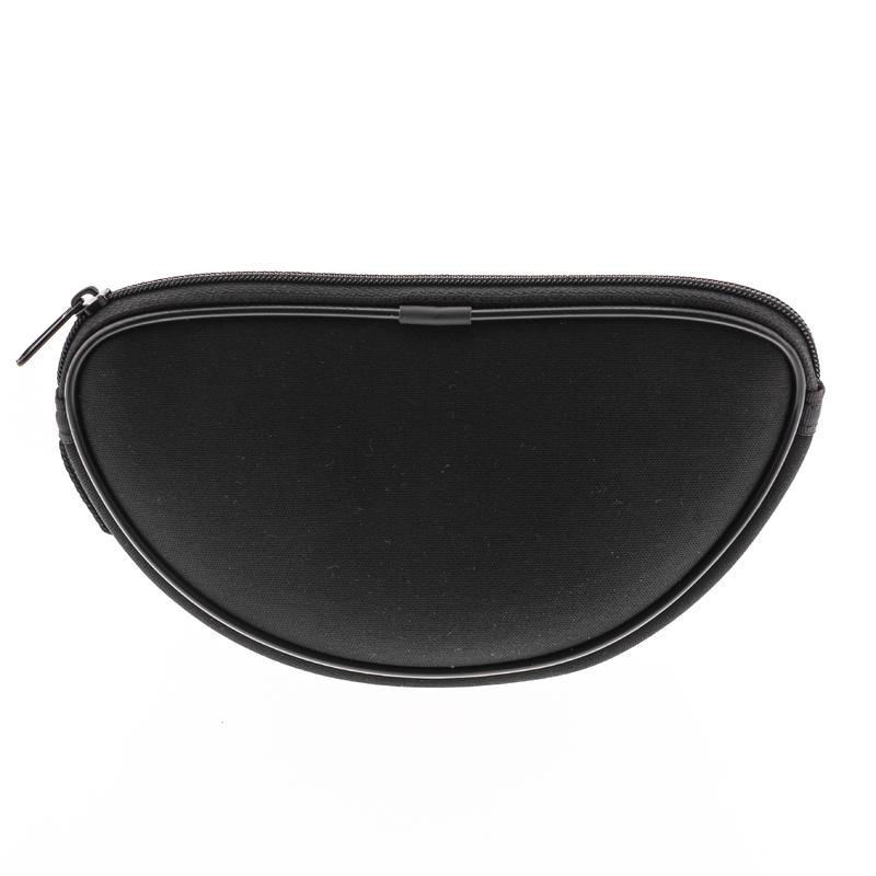 Case 500 Semi-Rigid Neoprene Case for Glasses - Black