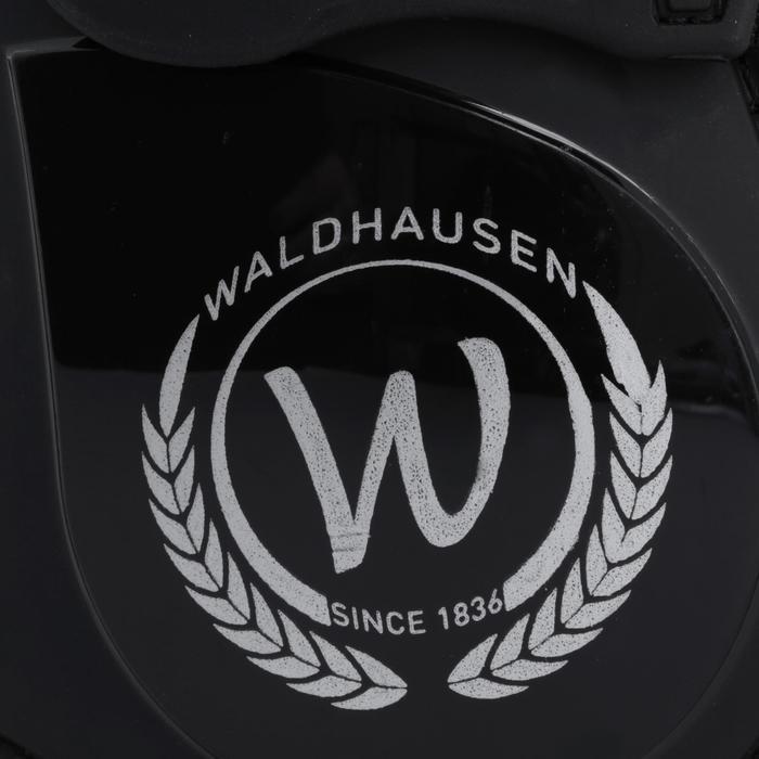 2 Protectores + 2 Protectores menudillo Equitación Waldhausen Caballo negro