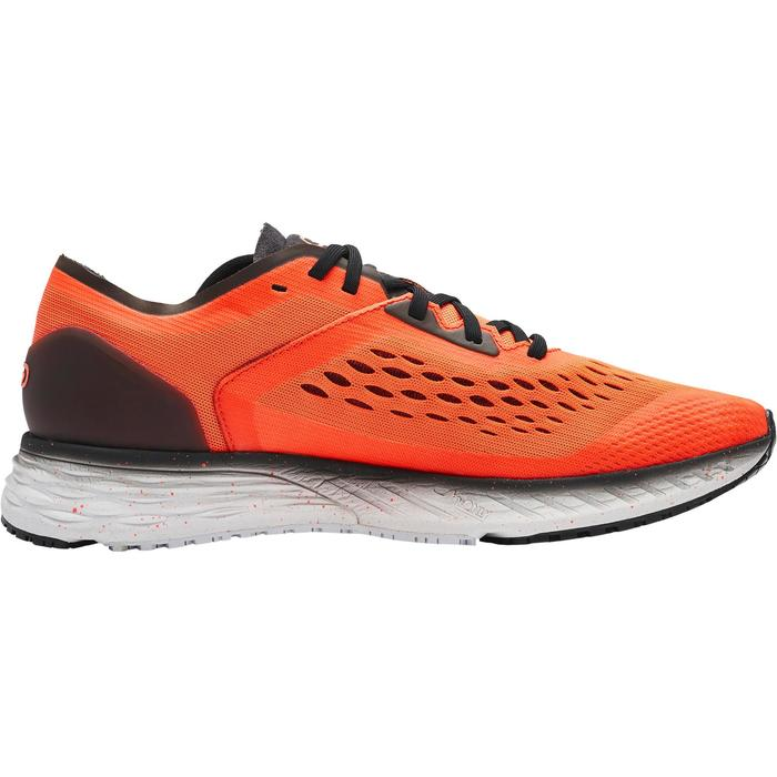 CHAUSSURES DE RUNNING HOMME KIPRUN KS LIGHT ROUGE