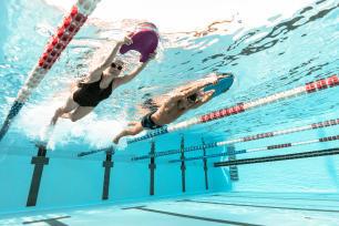 nager la brasse