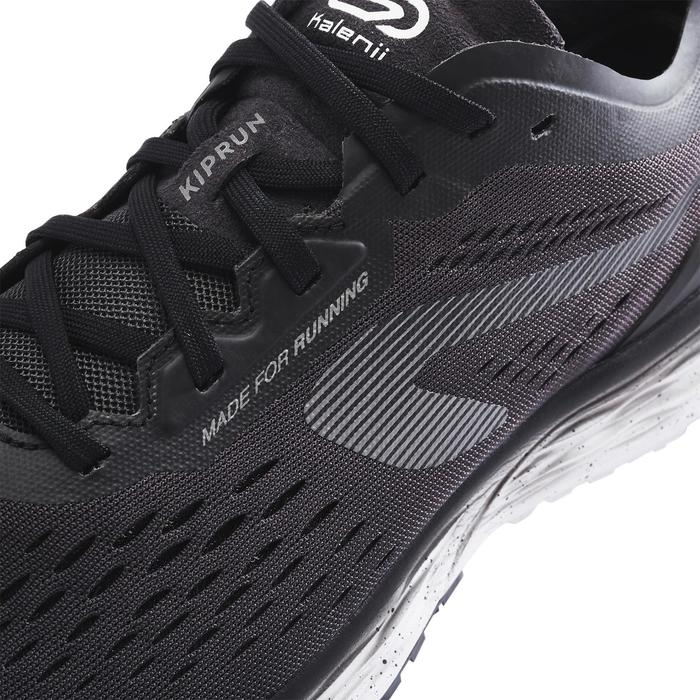 KIPRUN KS LIGHT MEN'S RUNNING SHOES - BLACK