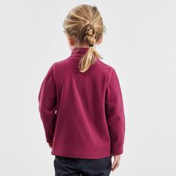 Polaire de randonnée enfant MH150 violet 2-6 ans