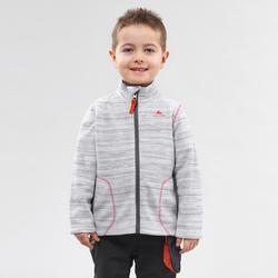 Kids' 2-6 Years CN Hiking Fleece MH150 - White