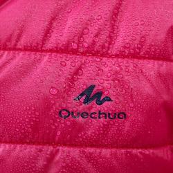 Doudoune de randonnée - MH500 rose - enfant - 2- 6 ans