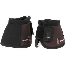 2 open springschoenen pony/paard Optimum Protect