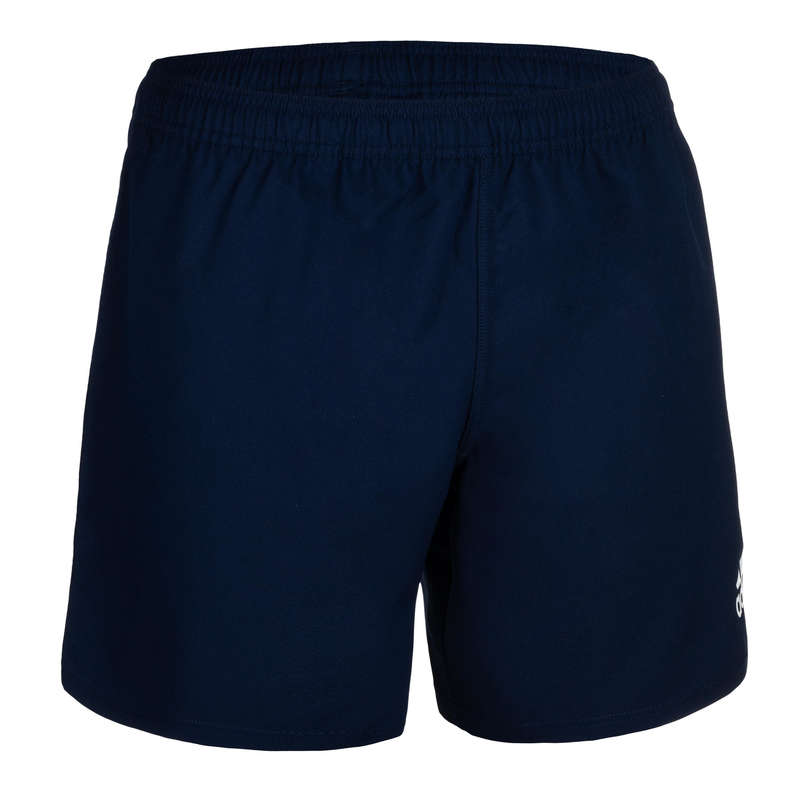 APPAREL RUGBY MEN Rugby - 3S Shorts - Blue ADIDAS - Rugby Clothing