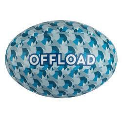Freizeit-Rugbyball R100 Größe 3 blau