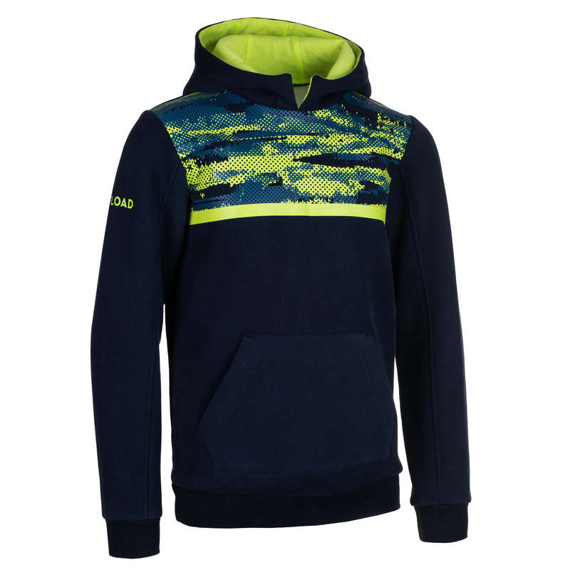 APPAREL RUGBY COLD WEATHER JUNIOR Rugby - Junior Hoodie R100 - Blue OFFLOAD - Rugby Clothing