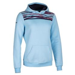 Sudadera Rugby Offload Hoodie 100 Mujer azul
