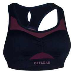 Top Rugby Offload R500 Mujer Ciruela