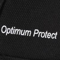 ស្បែកជើងសេះ Optimum ដែលមានគុណភាពខ្ពស់សម្រាប់សេះ និងកូនសេះ មានពីរក្នុងមួយប្រអប់ - ខ្មៅ