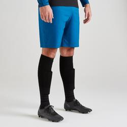 Short de gardien de but de football adulte F500 bleu
