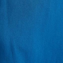 Torwarthose kurz F500 Erwachsene blau