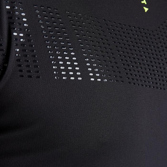 Keepersshirt voetbal volwassenen F500 zwart