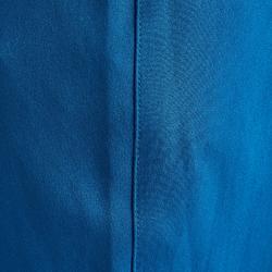 Keepersshort voetbal volwassenen F500 blauw
