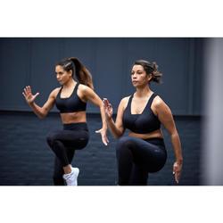 Zapatillas fitness cardio-training mujer 920 blanco