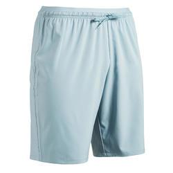 Pantalón Corto Portero Fútbol FGKS500 Adulto Gris