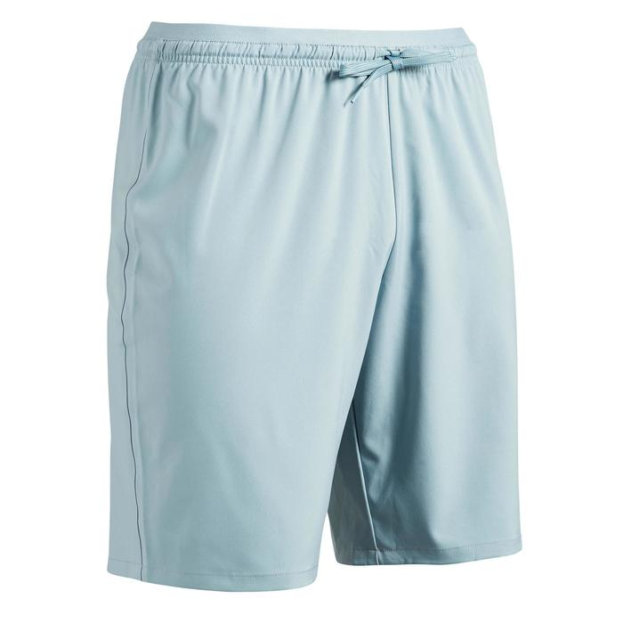 Short de gardien de but de football adulte F500 gris