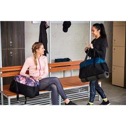 Fitness Cardio Training Bag 30L - Floral Print