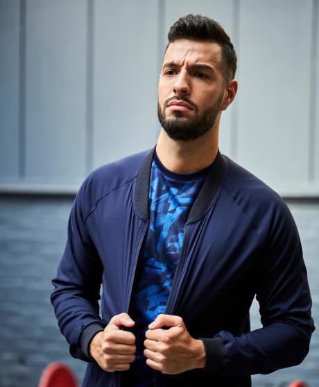 veste de fitness pour homme