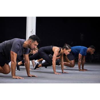 Tee shirt cardio fitness training homme FTS 920 bleu