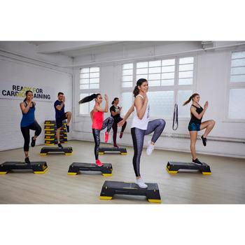 Short fitness cardio training femme imprimé graphique 100