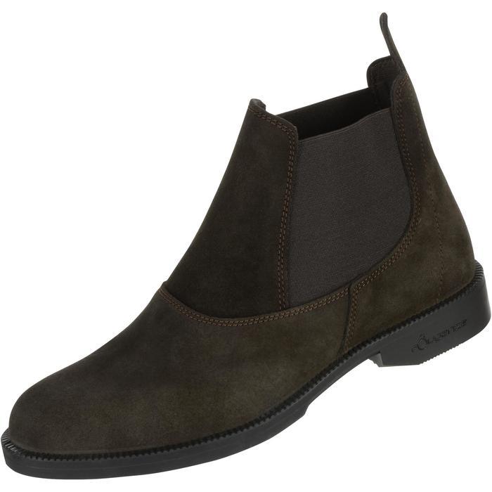 Boots équitation adulte CLASSIC ONE 100 - 167305