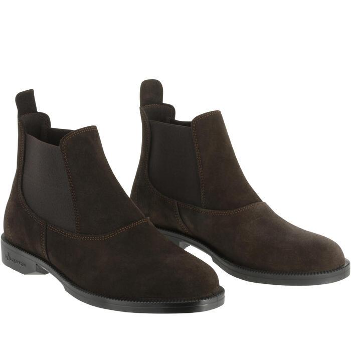 Boots équitation adulte CLASSIC ONE 100 - 167306