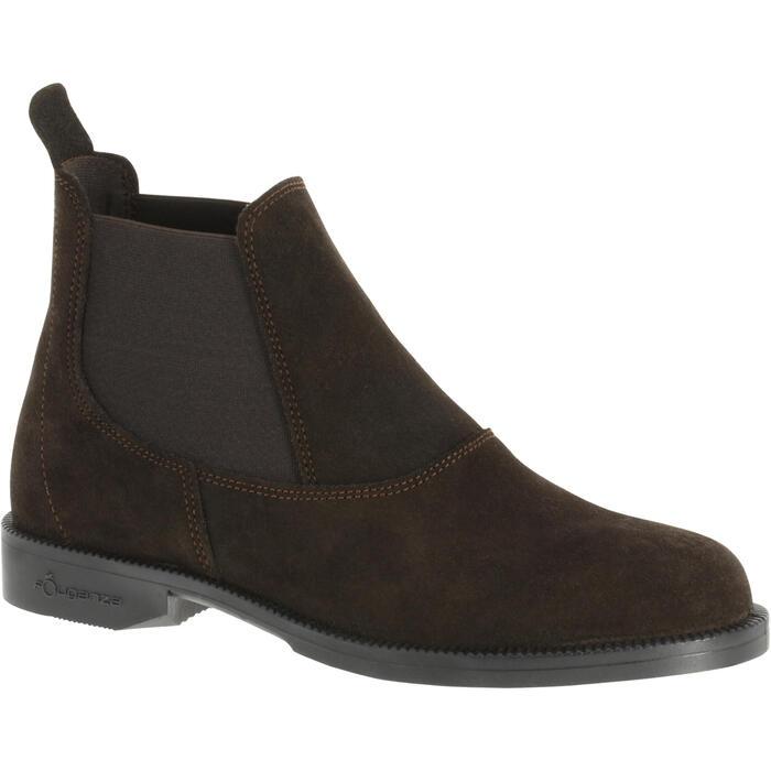 Boots équitation adulte CLASSIC ONE 100 - 167308