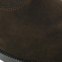 Classic Adult Horse Riding Leather Jodhpur Boots - Brown