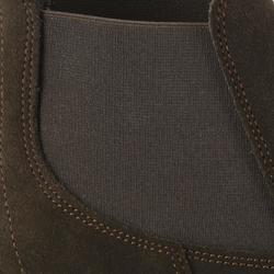 Reitstiefeletten Classic Leder Erwachsene braun