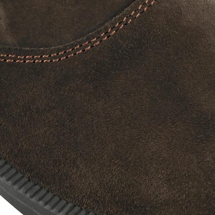 Boots équitation enfant CLASSIC ONE 100 marron - 167323