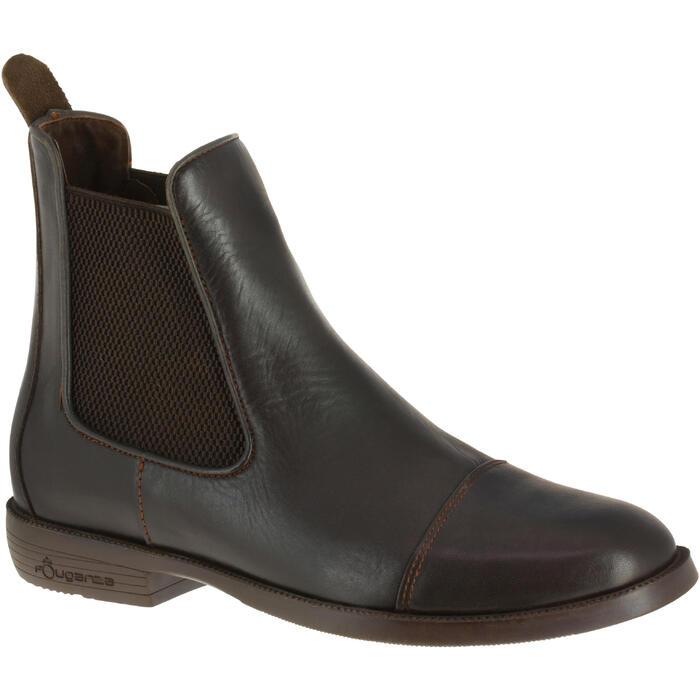 Boots équitation adulte NEW CONNEMARA marron - 167325