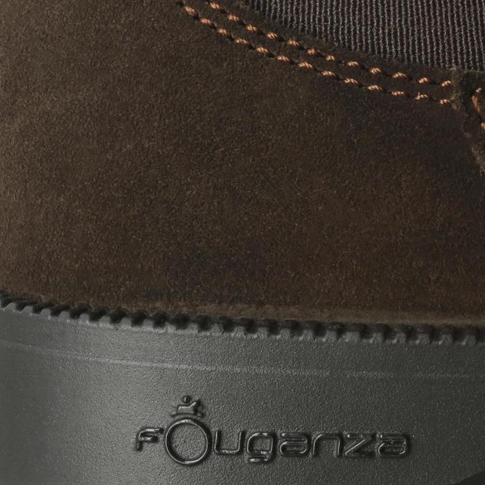 Boots équitation enfant CLASSIC ONE 100 marron - 167327