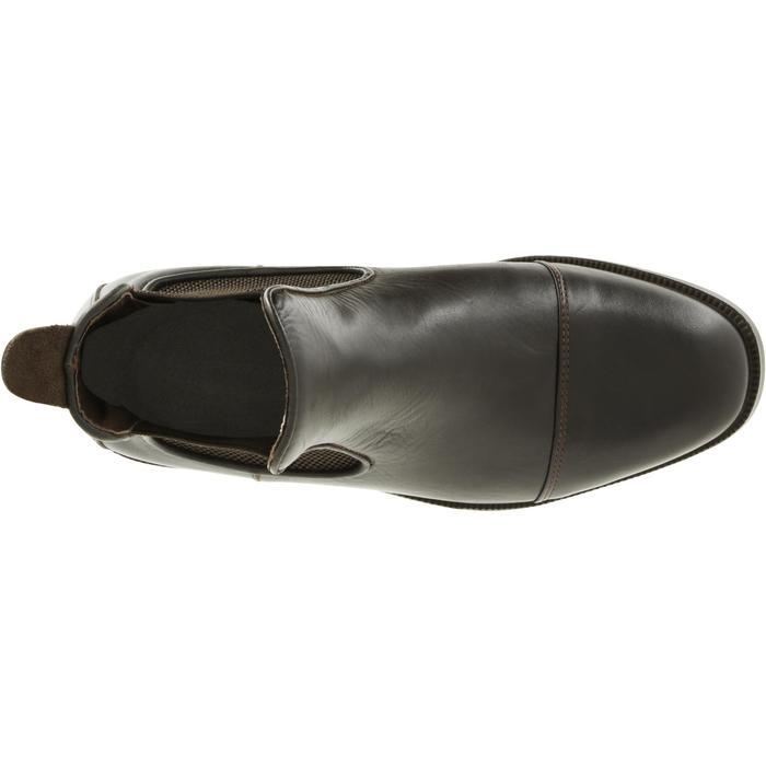Boots équitation adulte NEW CONNEMARA marron - 167332