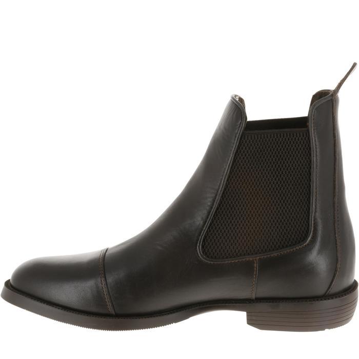Boots équitation adulte NEW CONNEMARA marron - 167333