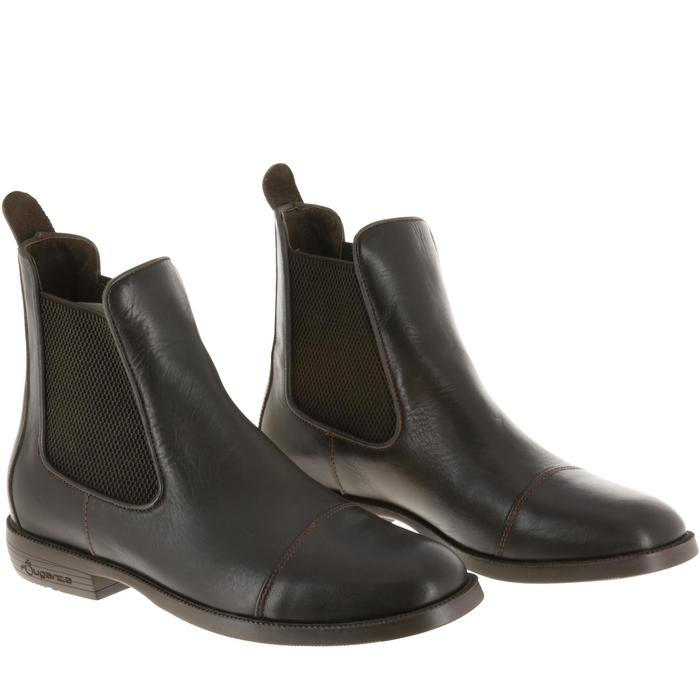 Boots équitation adulte NEW CONNEMARA marron - 167334