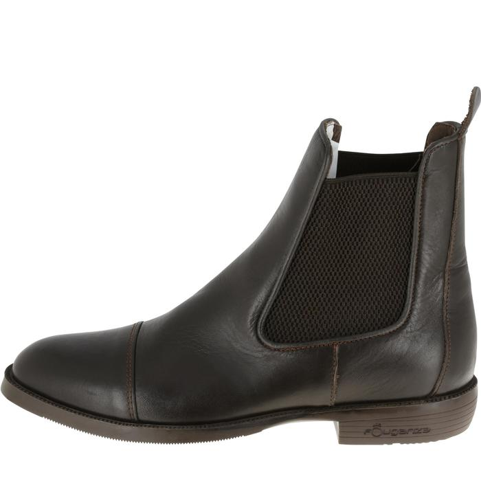 Boots équitation adulte NEW CONNEMARA marron - 167335